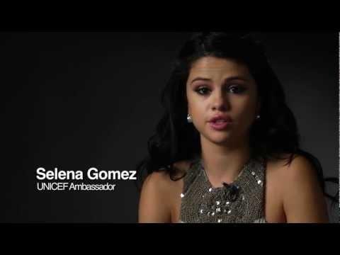 Selena Gomez calls for action on the Sahel crisis - #SahelNOW