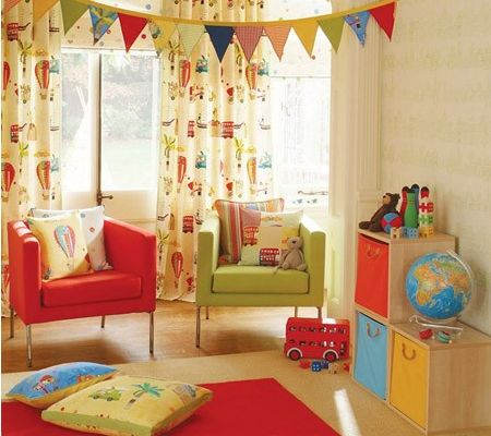 5 Colorful Play Rooms   Disney Baby