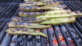 EasyMeWorld: How To Cook Okra On The Grill