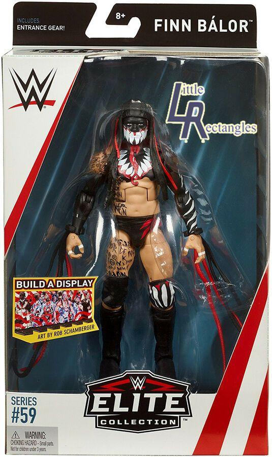 Mint Packaging Karl Anderson WWE Mattel Elite Series 56 Brand New Figure Toy