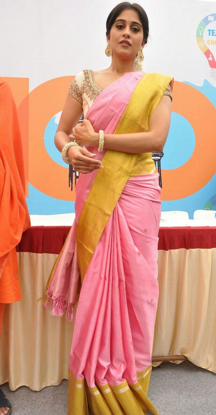 54 best Saree drapping style images on Pinterest   36 vayadhinile ...