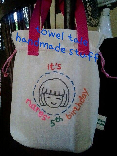 #goodie bag# #birthday#