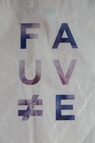 fauve ≠