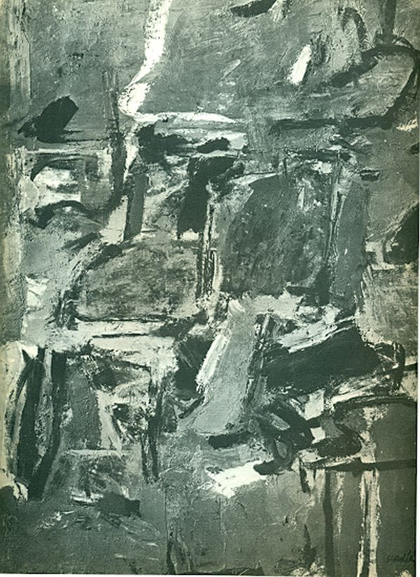 Scordia. Catalogo. Roma,  Galleria l'Attico,  1959. Testo di Maurizio Calvesi