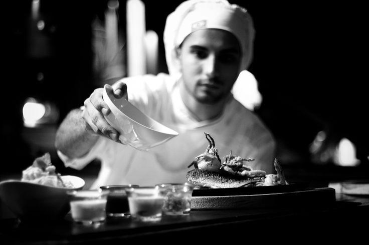 Our Brazilian Chef, Lucas Leoanrdi