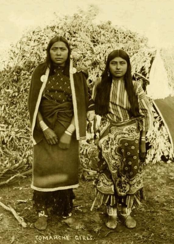 Ragazze Native Americane 13