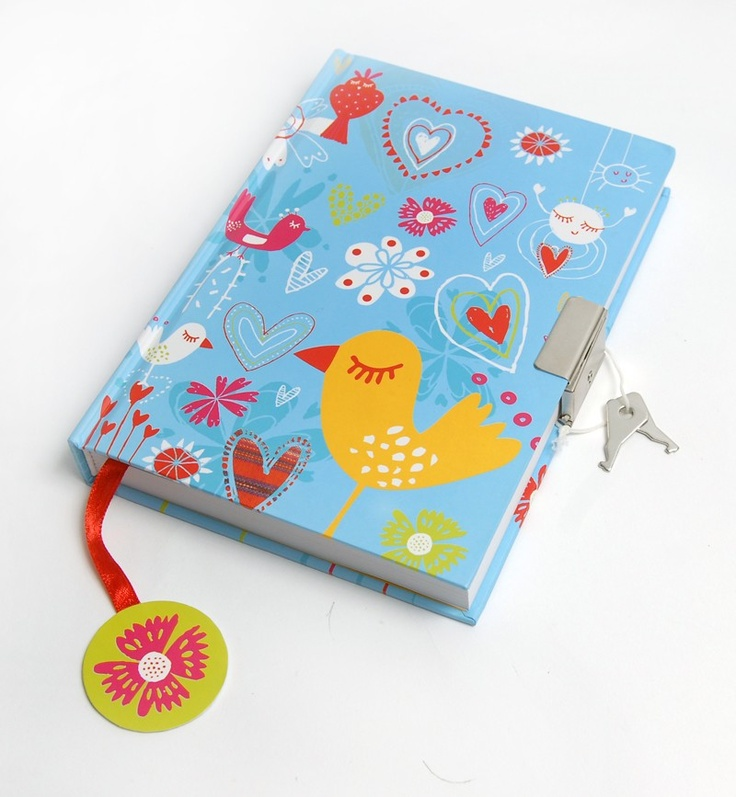 Secrets Lined Hardcover Notebook - Tweety