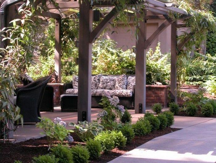 60 id es pour bien agencer son jardin garden outdoor gardens outdoor rooms garden - Agencer son jardin ...