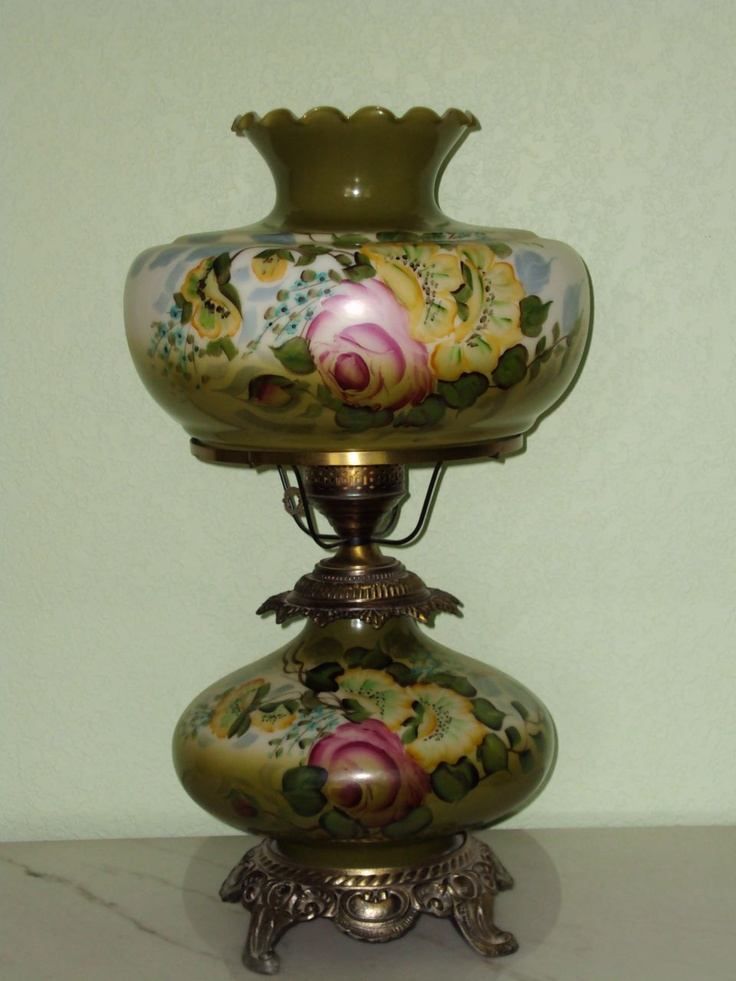 17 Best images about Hurricane Lamps on Pinterest : Hurricane lamps, Oil lamps and Glasses