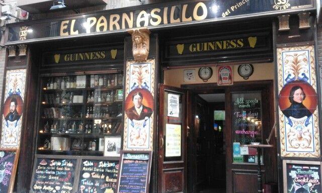 El parnasillo calle del pr ncipe madrid inmersos en - Calle montserrat barcelona ...