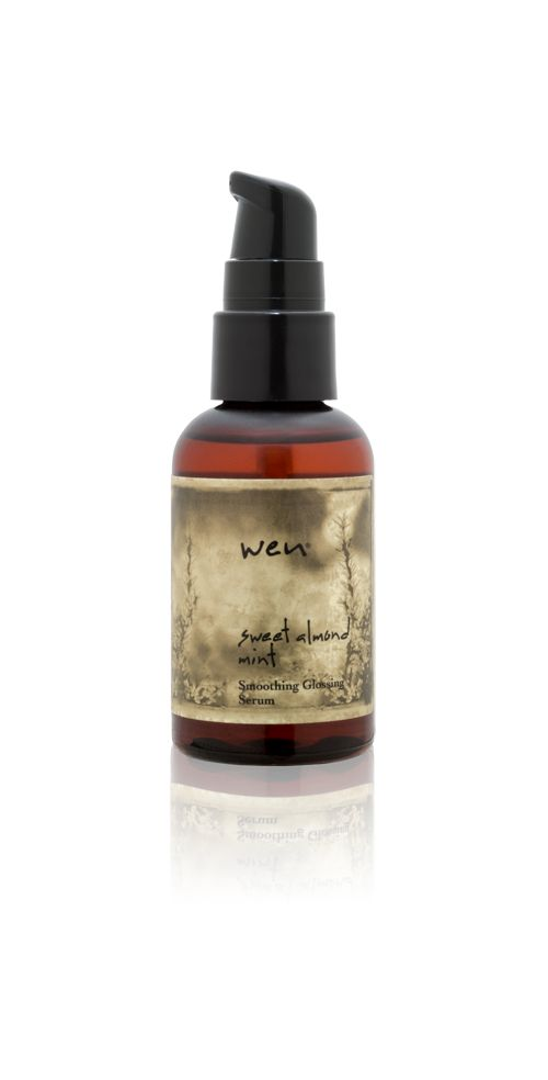 WEN® Sweet Almond Mint Smoothing Glossing Serum-Straight ...