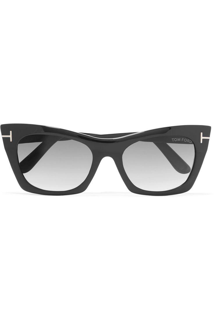 Том Форд | кошачий глаз солнечные очки ацетата | NET-A-PORTER.COM