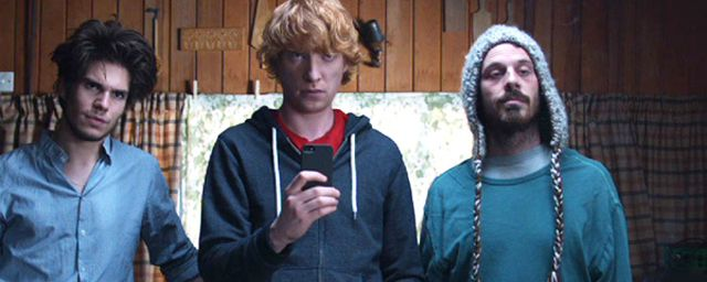 """Sundance 2014 : 5 questions à François Civil, le frenchie face à Michael Fassbender dans """"Frank"""" - News films Interviews - AlloCiné"""