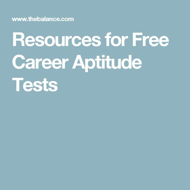 The 25+ best Career aptitude test free ideas on Pinterest Job - Job Test