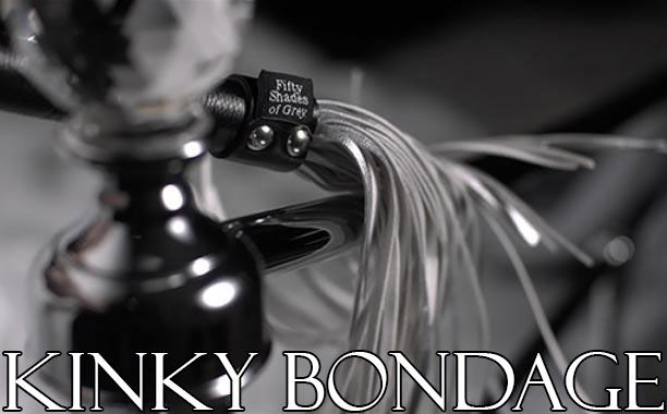 Sex Toy Shop SA has all the Kinky Bondage Items you will need. We have Whips, Floggers, Handcuffs and more.  https://www.sextoyshopsa.co.za/online-shop/kinky-bondage