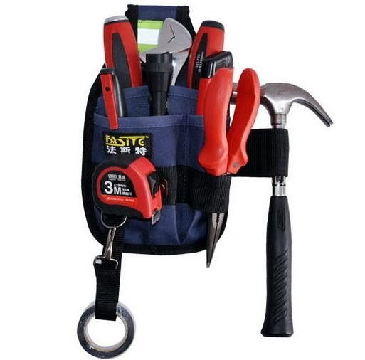 3-Pocket Professional Electrician Tool Bag Belt Pouch Utility Pouch Work Tape Buckle Convenient Tool Bag - ICON2 Luxury Designer Fixures  3-Pocket #Professional #Electrician #Tool #Bag #Belt #Pouch #Utility #Pouch #Work #Tape #Buckle #Convenient #Tool #Bag