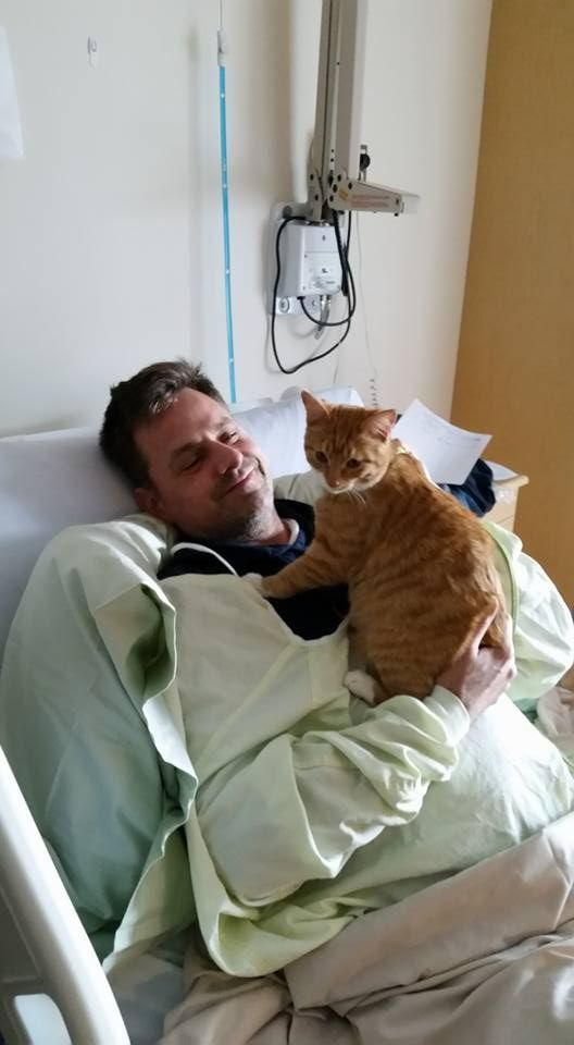 Canada's Juravinski Hospital launched the program to help bring patients and their pets back together.