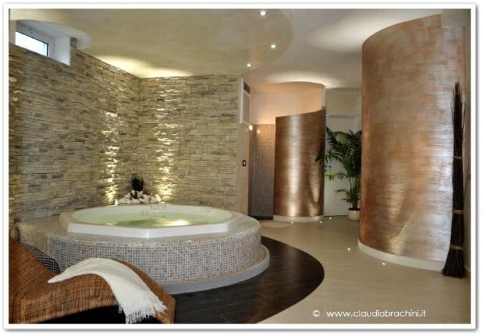 Ristrurazione bagno da taverna a spa in casa blog - Piccola palestra in casa ...
