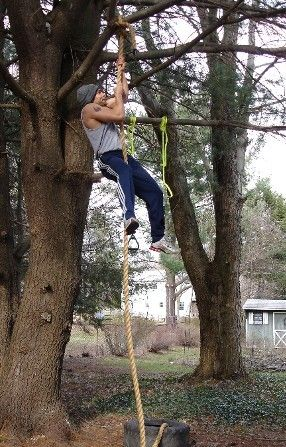 RossTraining.com - Rope Climbing