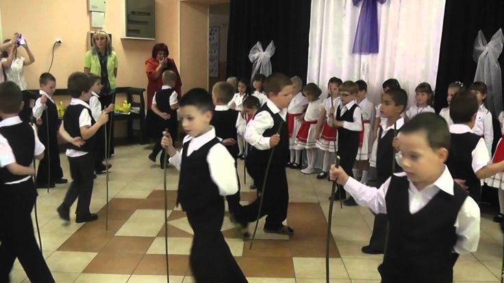 Katica csoport. A tánc amit a Tavaszi fesztiválon láthattunk volna!