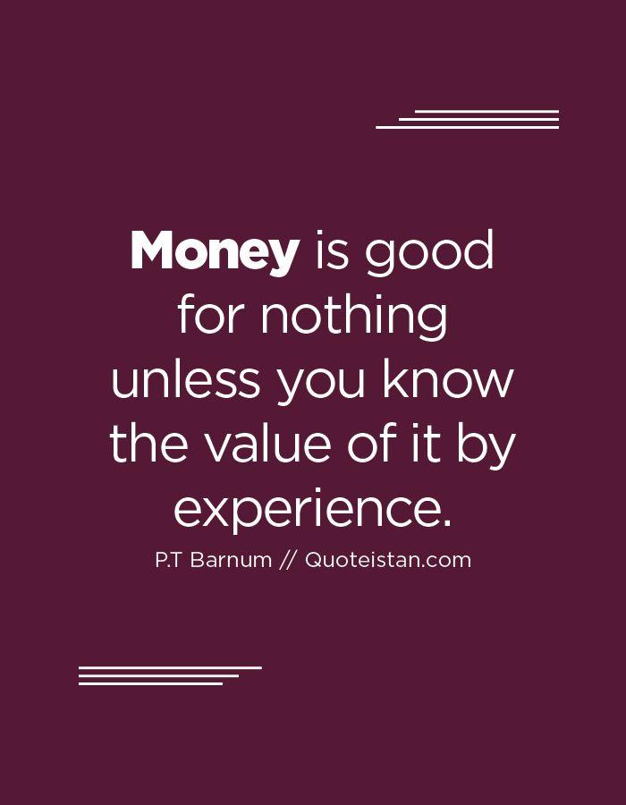 Geld De Erfahrungen