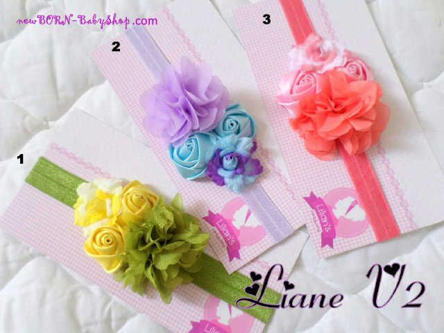 Flowers hedaband for baby and kid