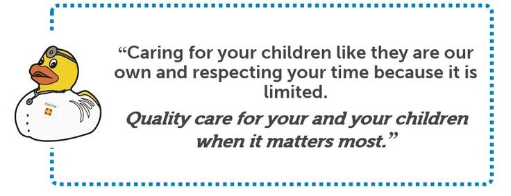 If you've visited an Urgent Care for Kids clinic, you've probably received a satisfaction survey after your visit. What you may not know, is how seriously we take allpatient feedback that we recei…