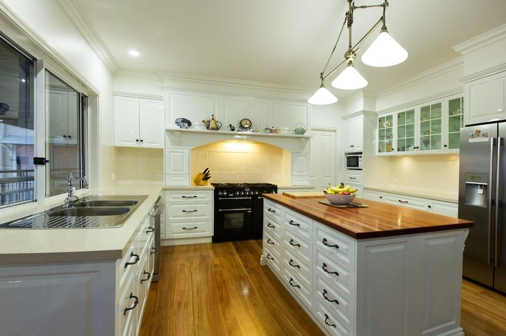 A kitchen made to be the heart of the home