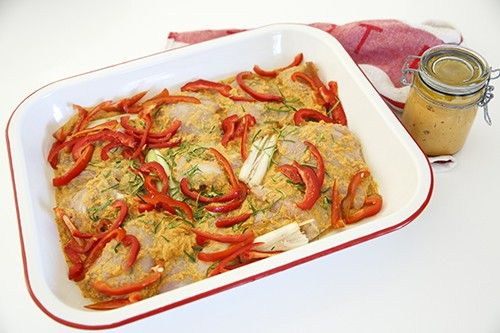 Pete Evans Balinese Chicken Recipe - Gourmet Getaways