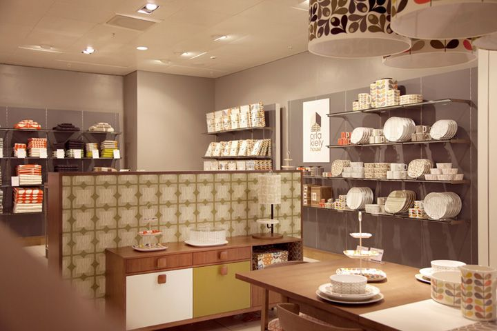 Orla Kiely House in John Lewis stores by Start JudgeGill UK 03 Orla Kiely House in John Lewis stores by Start JudgeGill, UK