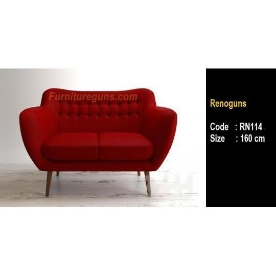 sofa modern retro. vintage  Size total 160 x 80 Rp 2.500.000,-