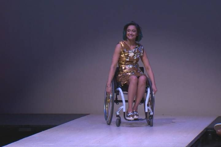 Models with disabilities make history at Western Canada Fashion Week