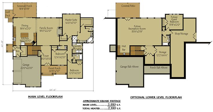 17 best images about house plan on pinterest house plans for 2 story lake house