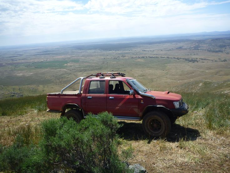 4WDing in the Southern Flinders Ranges
