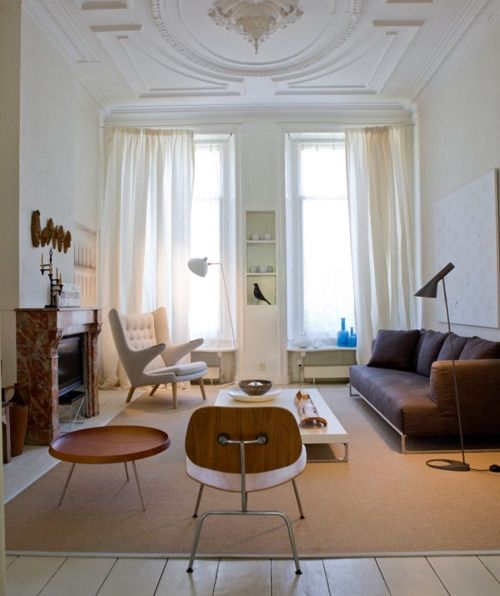 the most beautiful livingroom ever classic vintage modern mix pinterest living rooms. Black Bedroom Furniture Sets. Home Design Ideas