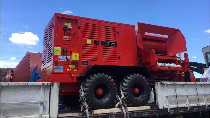 LIPPEL Carrega Picador PFL 500X900 pra empresa mineradora da Argentina