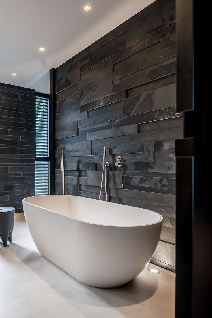 Bathroom - Residence in The Netherlands by Thomassen Interieurs