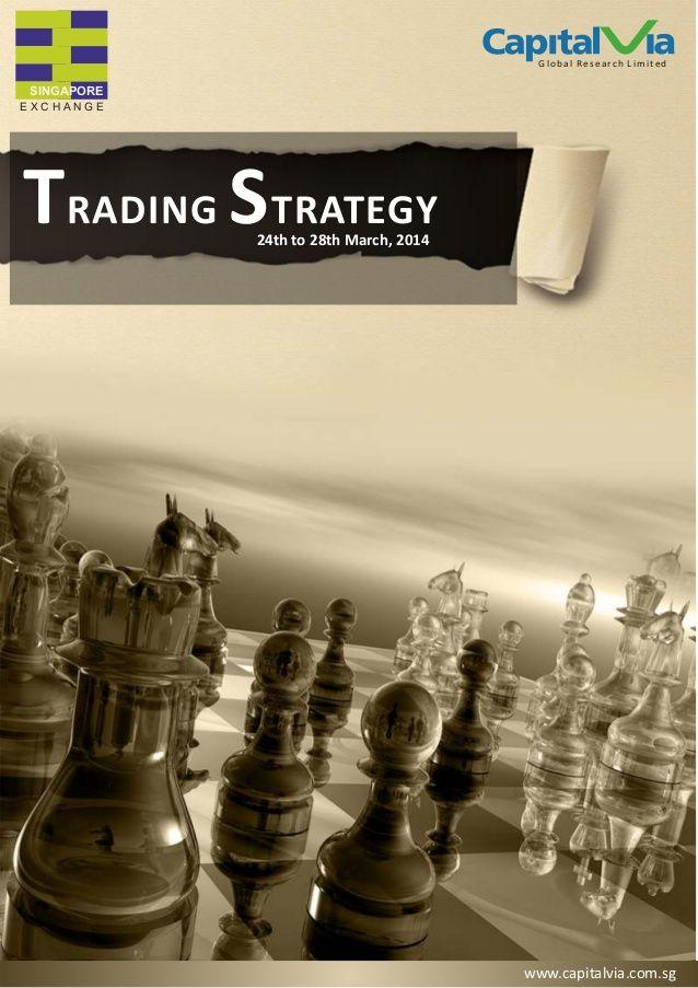 Weekly Trading Strategy of Singapore STI & Malaysia KLCI (24-28 March 2014) by Alex Gray via slideshare