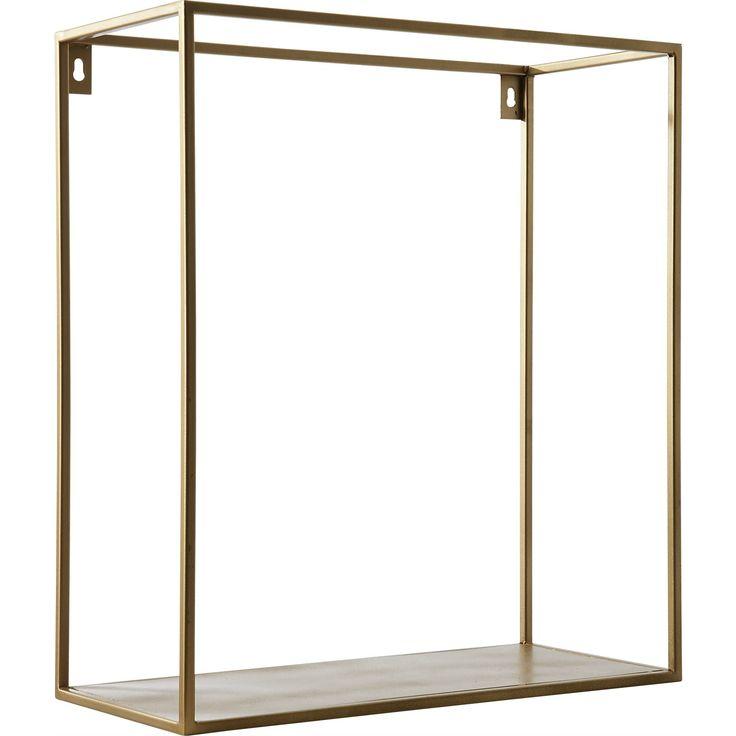 Cristal shelf- large