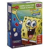 SPONGEBOB FRUIT SNACK 10 POUCHES /BOX(2 BOXES): Amazon.com: Grocery & Gourmet Food