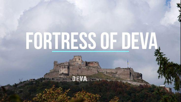 Fortress of Deva (Cetatea Deva), Transilvania, Romania