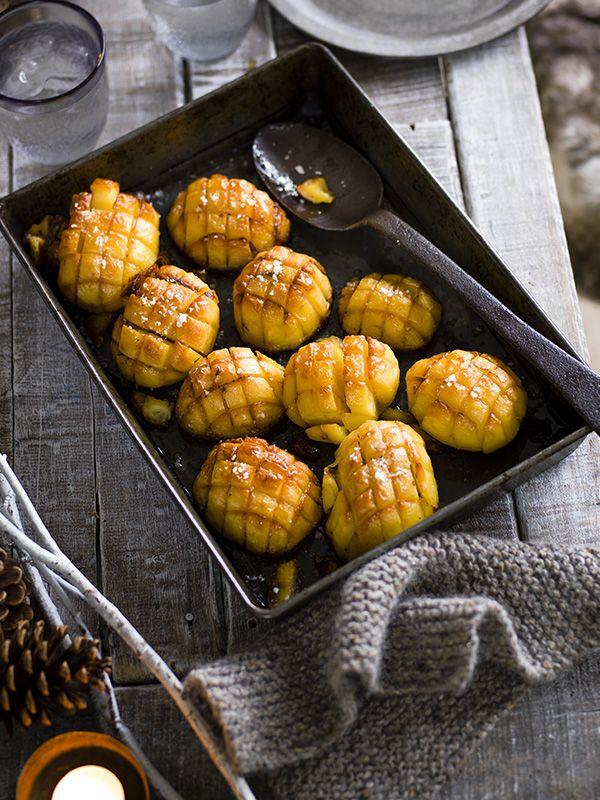 Pull Apart Roast Potatoes Sunday Dinner RecipesSunday