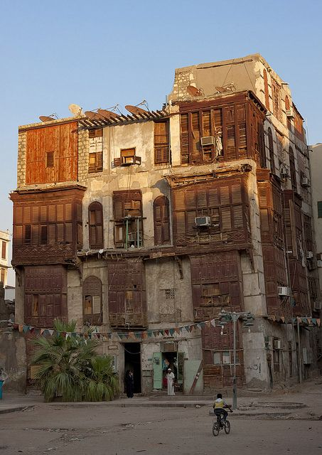 Old Jeddah Houses Saudi Arabia By Eric Lafforgue Via Flickr Vbksa Pinterest Photos