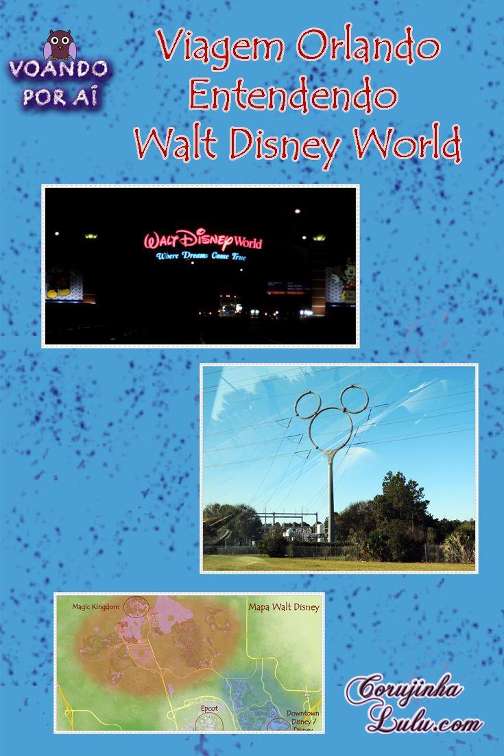 Explicações e curiosidades sobre #WaltDisneyWorld , em #Orlando , como você nunca viu! Voa pro blog www.corujinhalulu,com e conheça mais sobre a #Disney e os #Parques ( #DisneyParks )