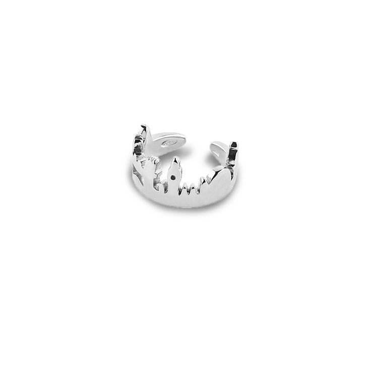 London Ring  Silver 925 with Antitarnish treatment  Price: 210€ 100% Made in Italy  Available here http://www.preziosajewelry.com/shop-preziosa/en/