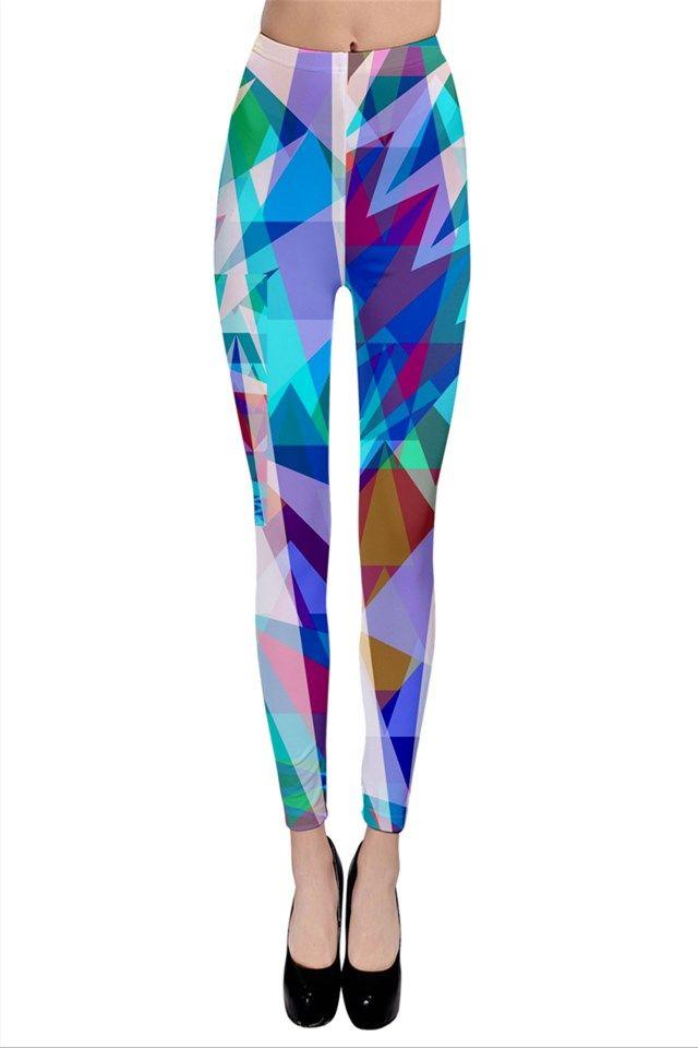 Triangle Party_MirandaMol Winter Leggings #pinkcess #mirandamol #fashion #cool #leggings #winter #pinkcess #pinkcessfashion #pnkx