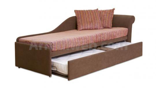 Divano letto con secondo letto estraibile M1530 C - prodotti - Divani, poltrone, letti, pouf e salotti artigianali - ArrediWeb