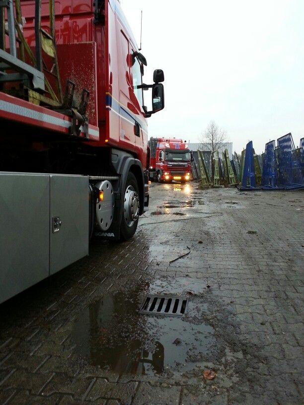 Laden in Emmen
