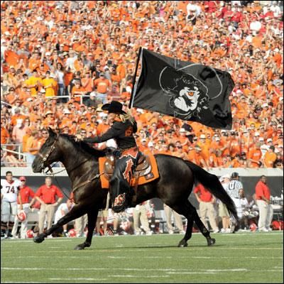 Bullet.  Beauty!  Oklahoma State Cowboys - Yep