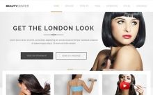 We have published short #video presentatio with JM Beauty Center #Joomla 3.x template